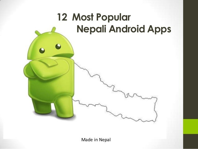 top 10 most popular android apps 2014