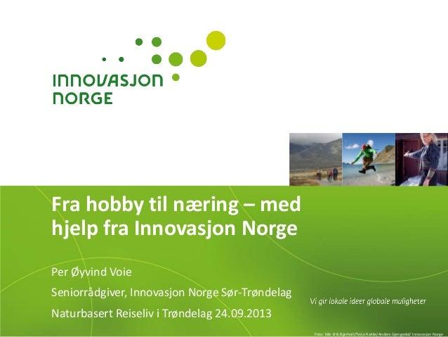 12  naturbasert reiseliv   innovasjon norge-  naturbasert reiseliv i trøndelag pevoi