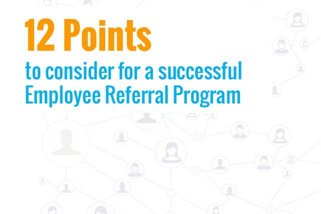 Gallery of Employee Referral Examples