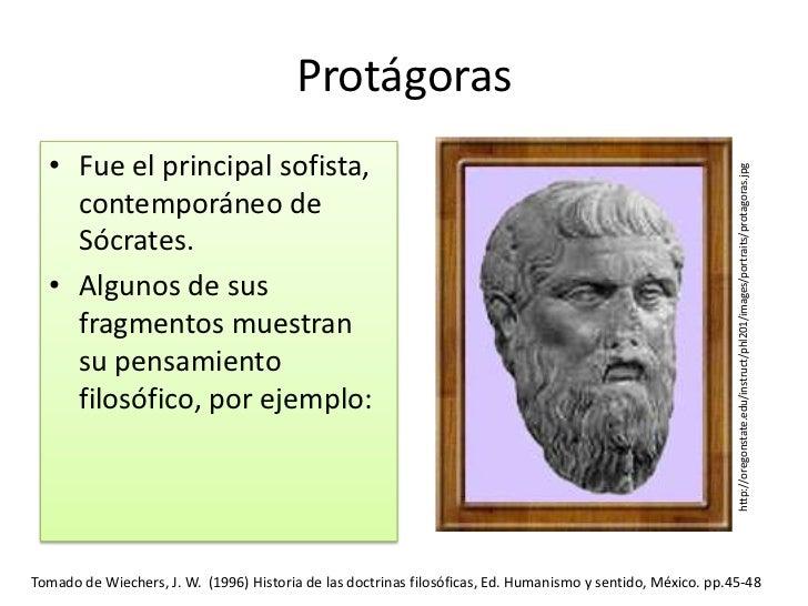 12 Protagoras