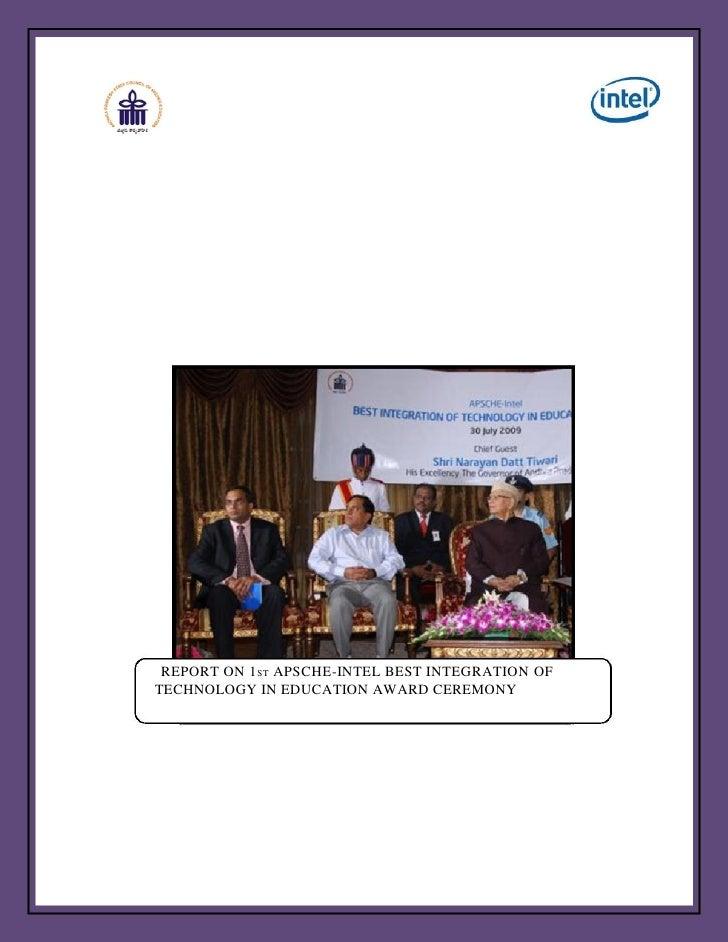 12 report 1st_apsche_intel_award_ceremony