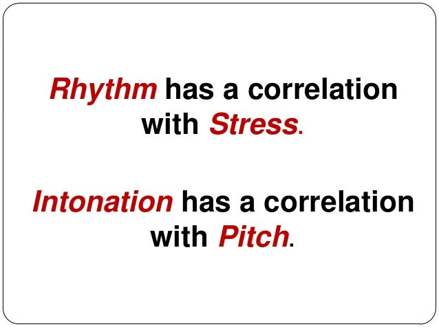 stress and rhythm in english Pdf | this paper undertakes the investigation of the disposition to stress of nigerian users of english and the nature of spoken nigerian english rhythm the subjects of the study were sixty nigerians of varied socio-economic, educational and ethno-linguistic backgrounds and a.