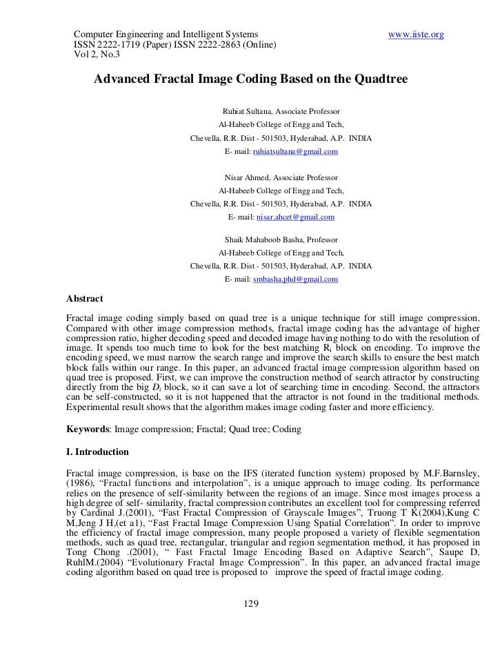 Computer Engineering and Intelligent Systems                                         www.iiste.org ISSN 2222-1719 (Paper) ...