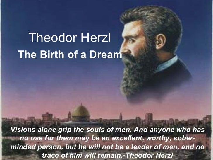 '12  t. herzl zionism