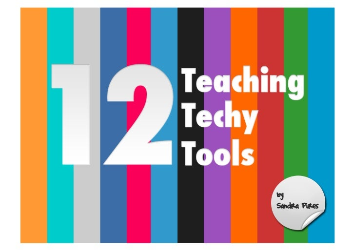 12 Essential Techy Tools