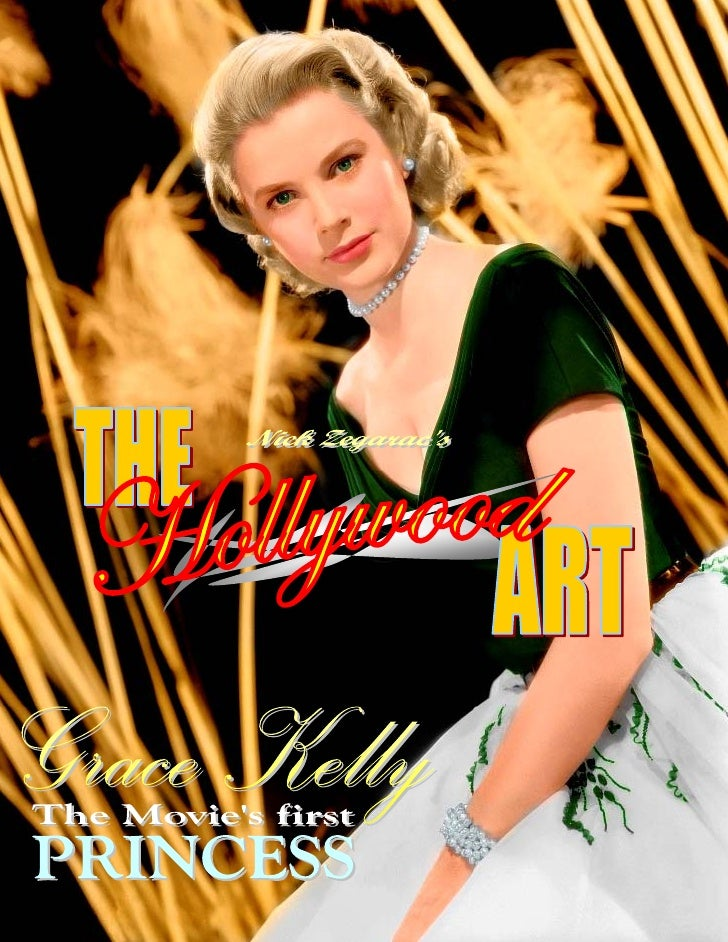 12) The Hollywood Art   Grace Kelly
