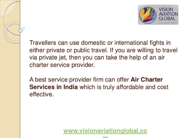 Best Flight Support Services In India  Vision Aviation Global