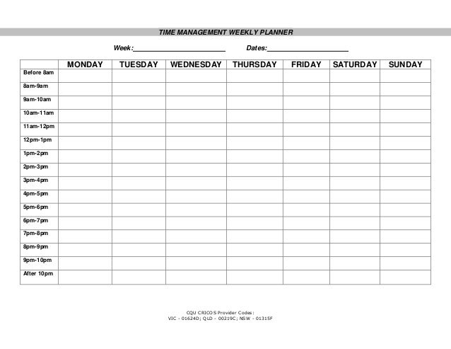 12 timemanagement