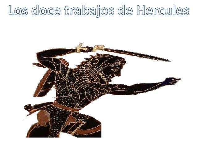 En un ataque de locura provocado por Hera, Heracles mató a suspropios hijos y a dos de sus sobrinos con sus propias manos....