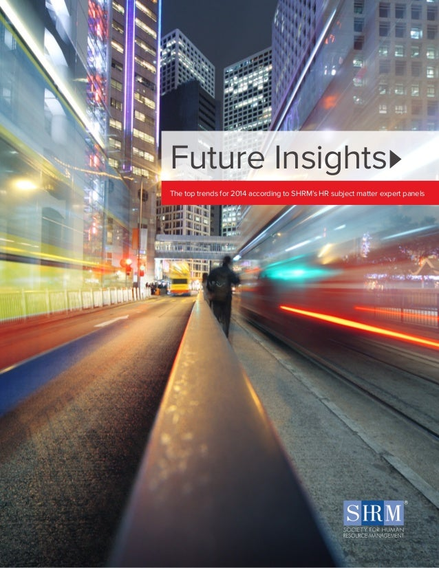2014 Future Insights >>Panel Trends Report