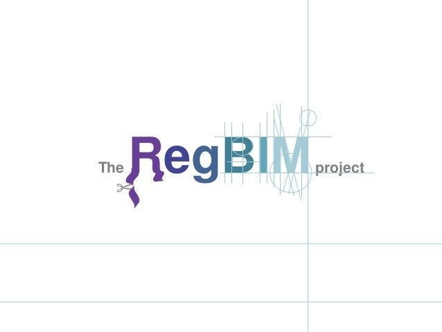 NBSLive - the RegBIM Project by Andrew Sutton