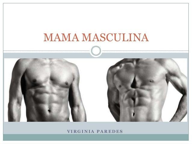 Clase de mama masculina