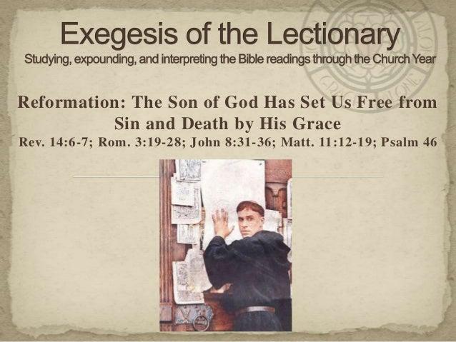 13.10.25 exegesis   trinity 22