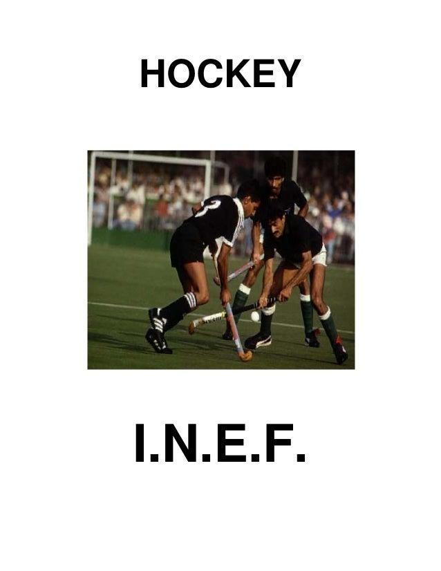 HOCKEY  I.N.E.F.