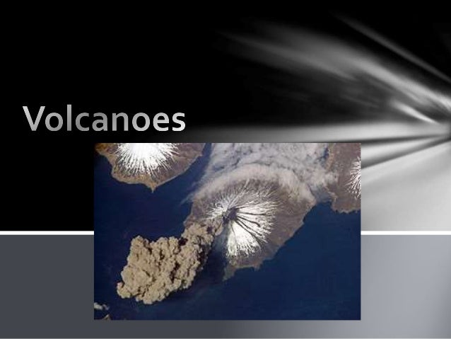 Any activity that includes the movement of magma towards or onto Earth's surface Volcanism: