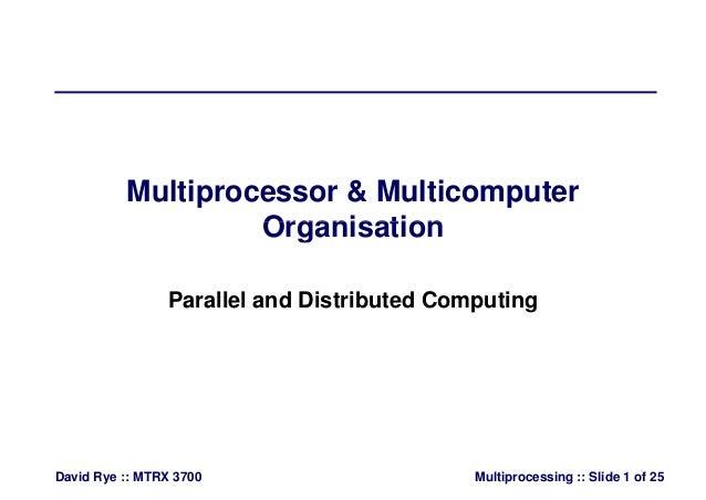 13. multiprocessing