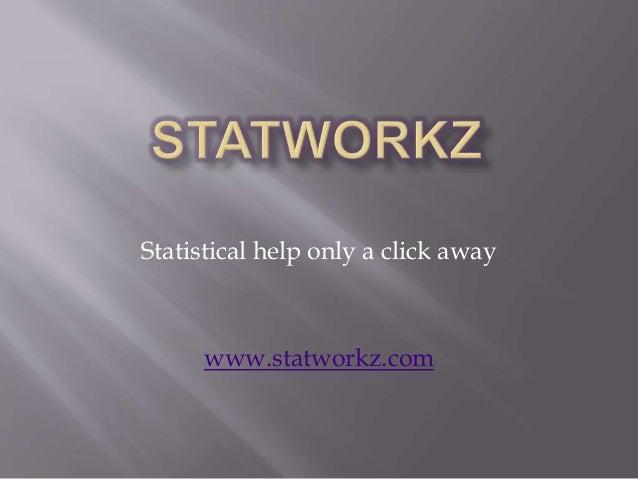 Write my statistics dissertation