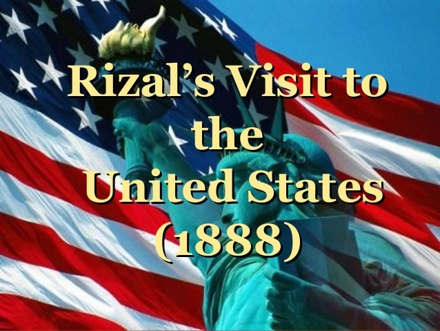 chapter 13 rizal s visit to the united states 1888 summary The jurisdiction in civil and criminal matters conferred on the district courts by the provisions of titles 13 the united states visit westlaw findlaw codes.