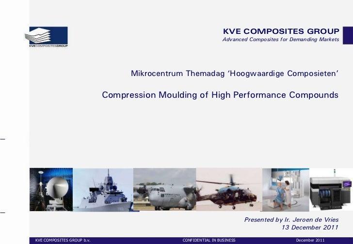 KVE COMPOSITES GROUP                                                               Advanced Composites for Demanding Marke...