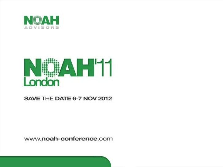 13 - Chrono 24 Presentation Noah Conference 2011