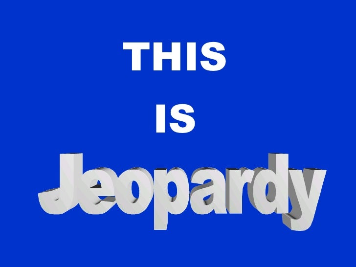 13 Colonies Jeopardy Review