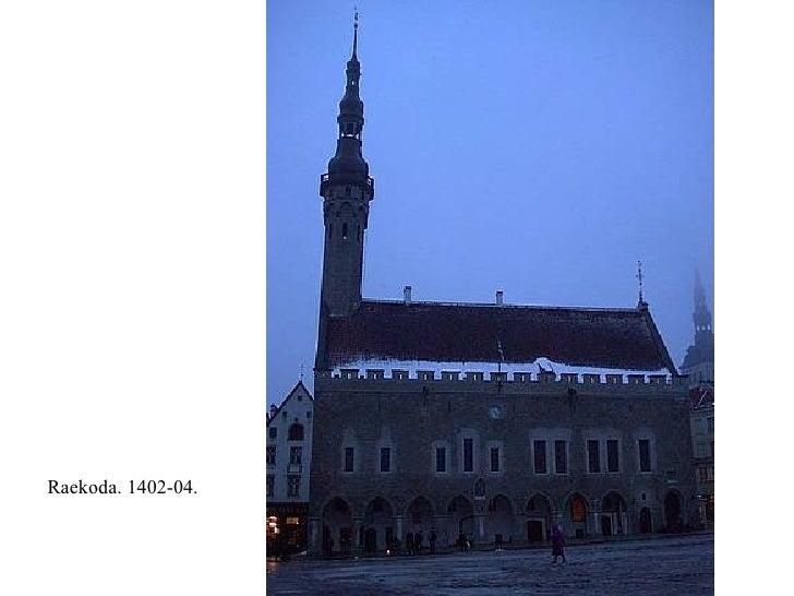 Raekoda. 1402-04.