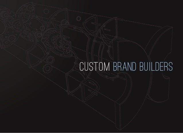 Hanlon Creative Brochure