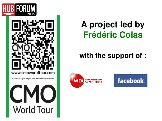 A project led byFrédéric Colaswith the support of :