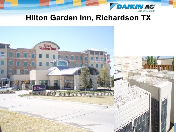 13 us vrv vrv s us installs for Hilton garden inn independence