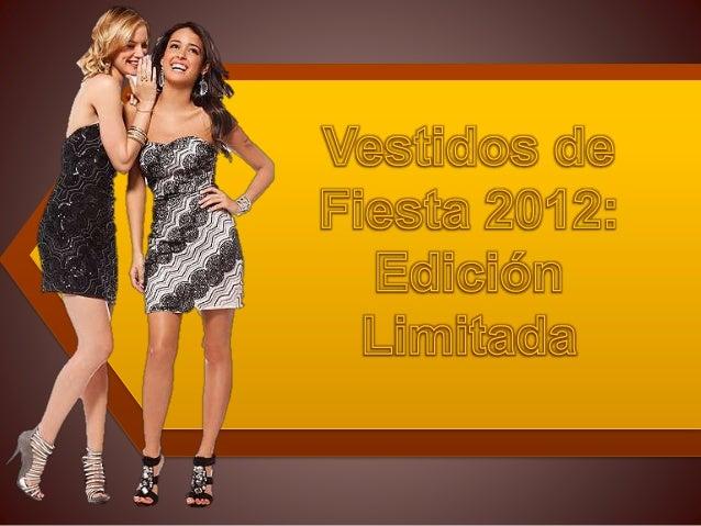 • Jovani, un genio con la aguja, saca ahora para celebrar la llegada del 2012 una colección edición limitada de vestidos d...