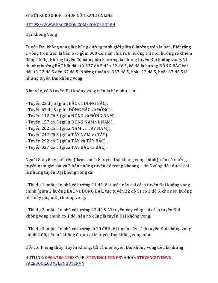 ST BỞI KOKO SHOP – SHOP NỮ TRANG ONLINEHTTPS://WWW.FACEBOOK.COM/KOKOSHOPVNĐại Không VongTuyến Đại không vong là những đườn...