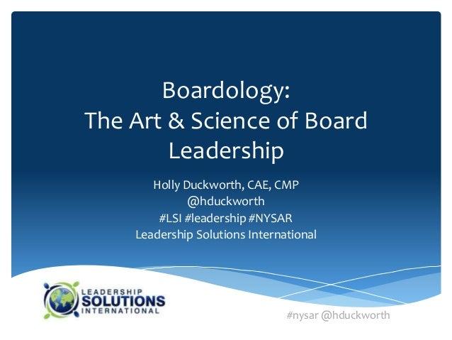 130210 NYSAR   Boardology