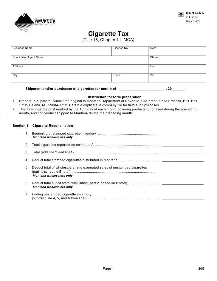 gov revenue formsandresources forms CT205