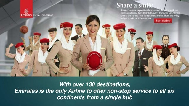 emirates airline booking telephone number