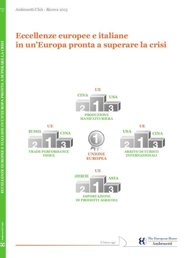 ITALIAMilanoThe European House - AmbrosettiVia F. Albani, 2120149 MilanoTel. +39 02 46753 1Fax +39 02 46753 333ambrosetti@...