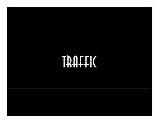 TRAFFIC & TRANSPORTATION