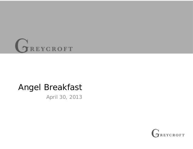 Angel BreakfastApril 30, 2013