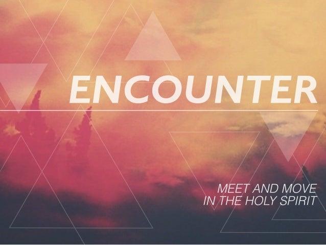 _MINISTRY_Encounter #1_Spirit Led Life
