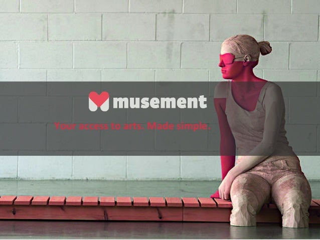 Musement short presentation