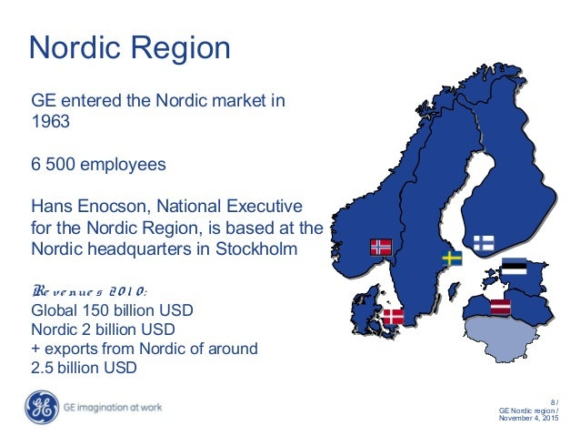 it market in the nordic region The rail market in the nordic countries - 2017 this fully updated publication  from brooks market intelligence reports provides a concise, up-to-the-minute.