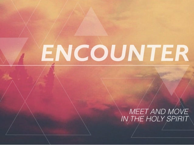 _MINISTRY_Encounter #7_Hearing From The Holy Spirit