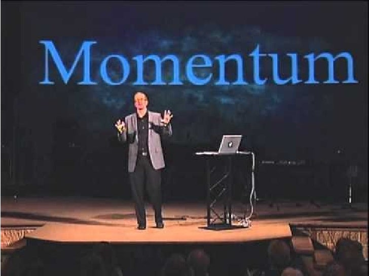 Momentum Conference - Start, Grow, Change...Anythiny!