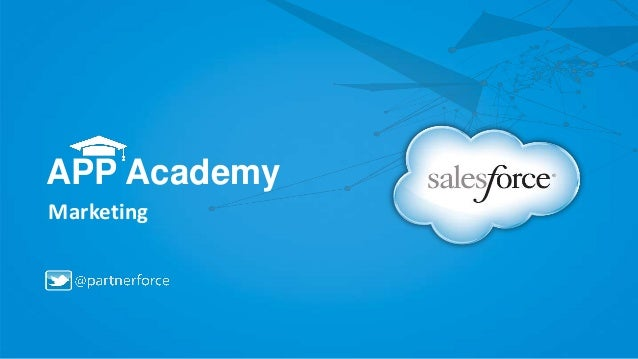 APP Academy: Marketing (August 7, 2013)