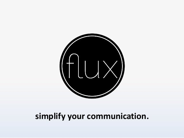 simplify your communication.
