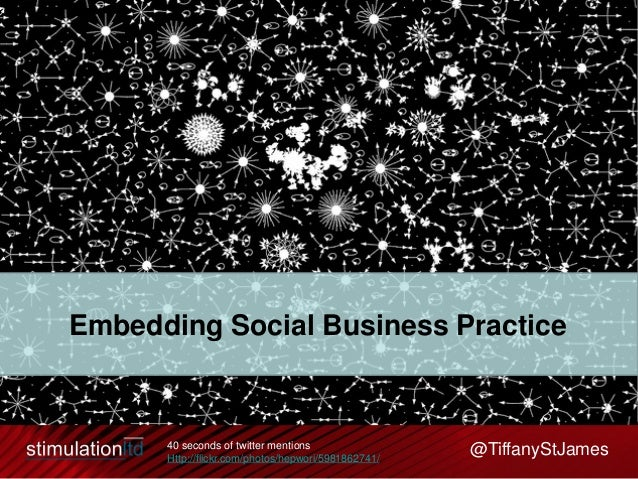 Social Business Practice