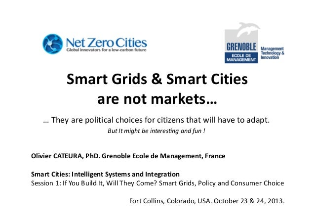 131024 oca nzc smart grids cities & consumers