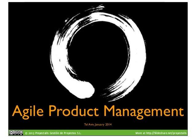 Lean Startup for Agile Product Management Workshop
