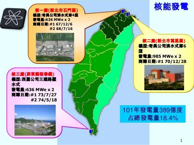 核能發電安全嗎? Taiwan Nuclear Power Plants Safe?