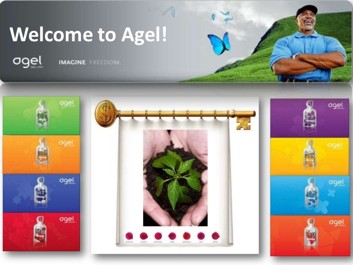 Welcome to Agel! <br />