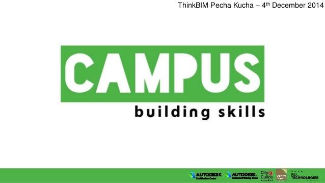 ThinkBIM Pecha Kucha – 4th December 2014